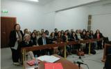 O GFCJ e a CNPDPCJ reúnem com magistrados do Ministério Público da Comarca de Portalegre